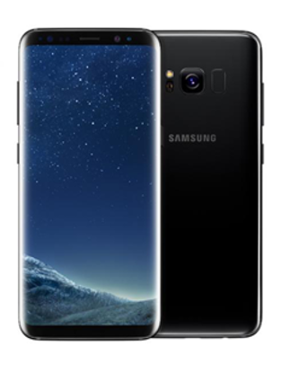 Picture of Samsung Galaxy S8 Black