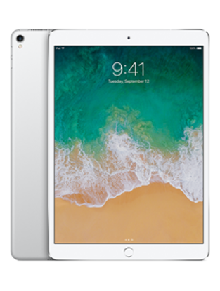 Picture of Apple iPad Pro 10.5 Wi-Fi Cellular 64GB Silver (MQF02B)