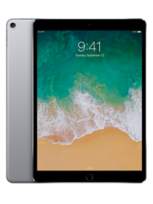 Picture of Apple iPad Pro 10.5 Wi-Fi 64GB Space Grey (MQDT2B)