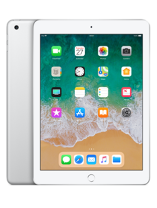 Picture of Apple iPad Wi-Fi Cellular 32GB - Silver (MR702B)