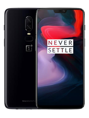 Picture of OnePlus 6 64GB Mirror Black