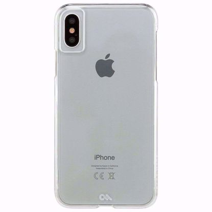 Picture of Apple Airluxe Case for iPhone X - Clear
