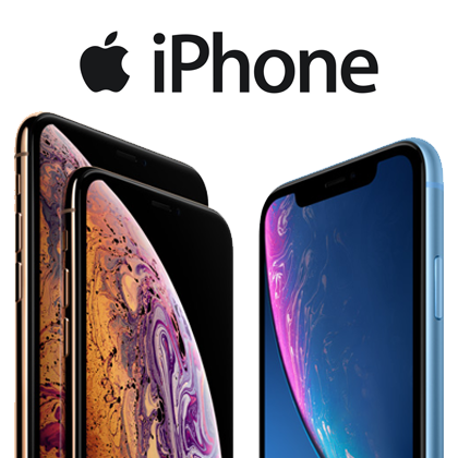 Picture for manufacturer iPhones