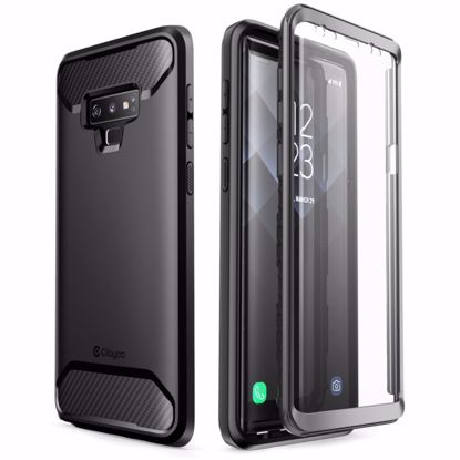 Picture of Clayco Clayco Xenon Full Body Case with Screen Protector for Samsung Galaxy Note 9 in Black