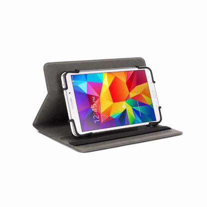 Picture of Griffin Griffin Snapbook Universal Tablet Case for Devices up to 8inches in Black