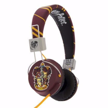 Picture of OTL OTL Harry Potter Tween Headphones in Gryffindor Crest