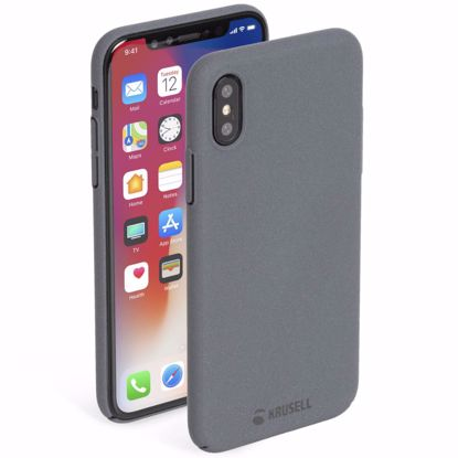Picture of Krusell Krusell Sandby Case for Apple iPhone XS Max in Stone