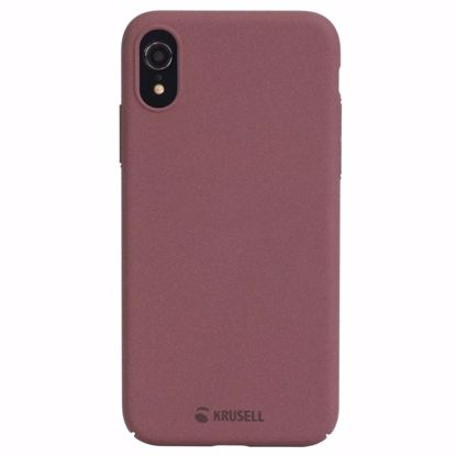 Picture of Krusell Krusell Sandby Case for Apple iPhone XR in Rust