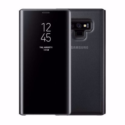 Picture of Samsung Samsung Clear View Case for Samsung Galaxy Note 9 in Black