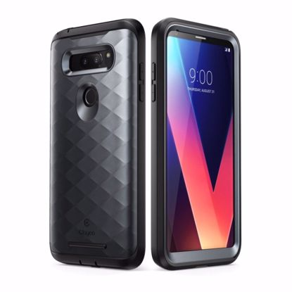 Picture of Clayco Clayco Hera Case for LG V30 in Black