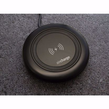 Picture of Aircharge Aircharge Executive Qi Wireless Charger in Matte Black