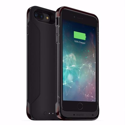 Picture of Mophie mophie Juice Pack Flex Battery Case for Apple iPhone 7 Plus in Black