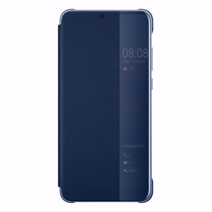 Picture of Huawei Huawei Flip View Cover Case for Huawei P20 Pro in Blue