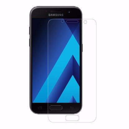 Picture of Eiger Eiger 3D GLASS Full Screen Tempered Glass Screen Protector for Samsung Galaxy A5 (2017) in Clear
