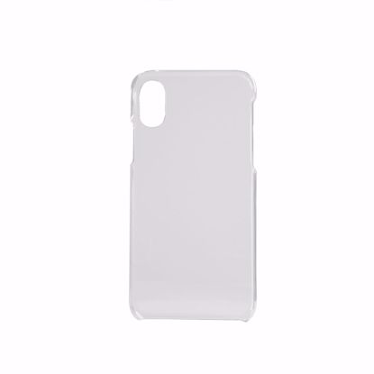 Picture of Inuvik Inuvik Hard Shell Case for Apple iPhone X in Clear