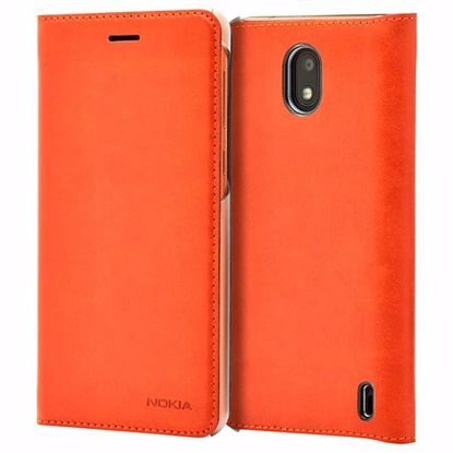 Picture of Nokia Nokia CP-304 Slim Flip Wallet Case for Nokia 2 in Copper