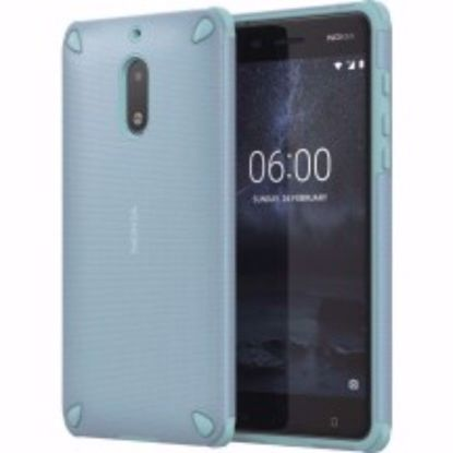 Picture of Nokia Nokia CC-501 Rugged Impact Case for Nokia 6 in Mint