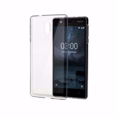 Picture of Nokia Nokia CC-103 Slim Crystal Case for Nokia 3 in Clear