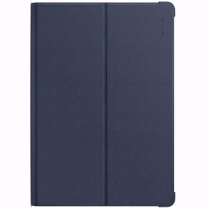 Picture of Huawei Huawei Flip Cover Case for Huawei MediaPad M3 Lite 10 in Blue