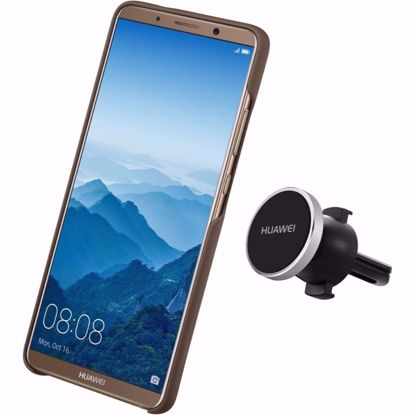 Picture of Huawei Huawei Car Kit CF80 for Huawei Mate 10 Pro/Mate 10 Porsche Design in Brown
