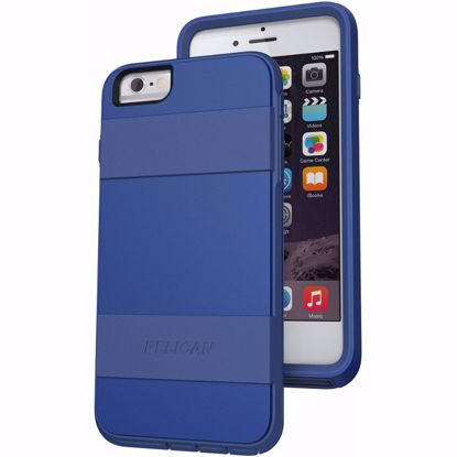 Picture of Pelican Pelican Voyager Rugged Case for Apple iPhone 6+/6s+ in Blue