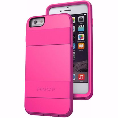 Picture of Pelican Pelican Voyager Rugged Case for Apple iPhone 6+/6s+ in Pink