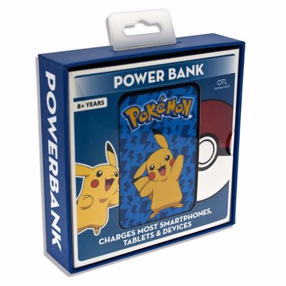 Picture of OTL OTL Pokemon Credit Card Powerbank 5000MaH
