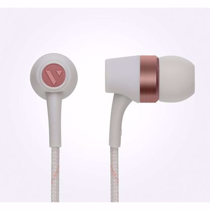 Picture of Vain VAIN STHLM Originals In-Ear Earphones with Mic and Remote in Cloudy Grey