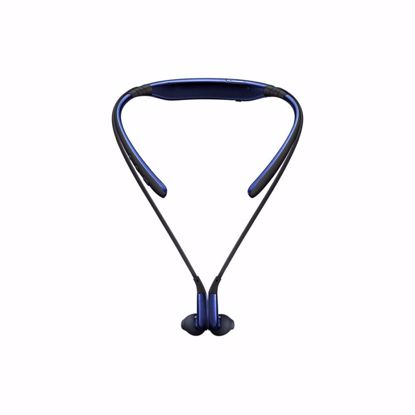 Picture of Samsung Samsung EO-BG920BBEGWW Level U In-Ear Wireless Bluetooth Headphones in Blue/Black