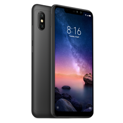 Picture of Xiaomi Redmi Note 6 Pro 64GB Black