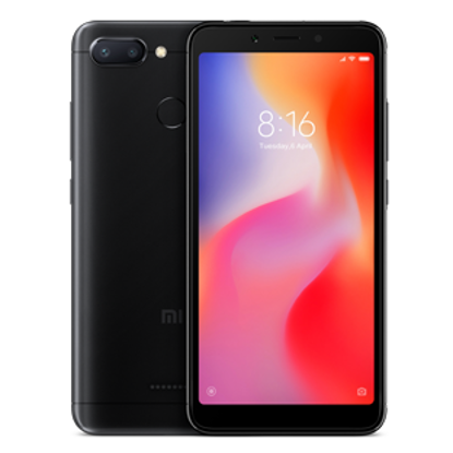 Picture of Xiaomi Redmi 6 32GB Black