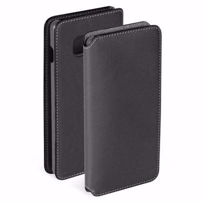 Picture of Krusell Krusell Pixbo 4 Card Slim Wallet Case for Samsung Galaxy S10 E in Black
