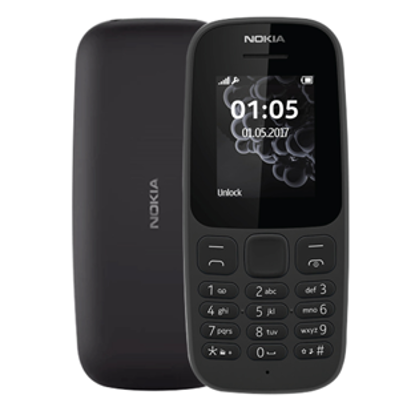 Picture of Nokia 105 Black