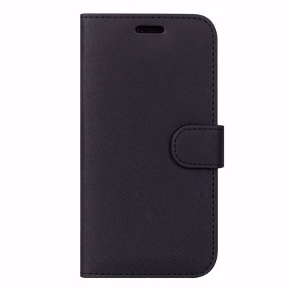 Picture of Case FortyFour Case FortyFour No.11 Case for Samsung Galaxy A70 in Cross Grain Black