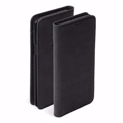 Picture of Krusell Krusell Sunne 2 Card Folio Wallet for Samsung Galaxy S9 Vintage in Black