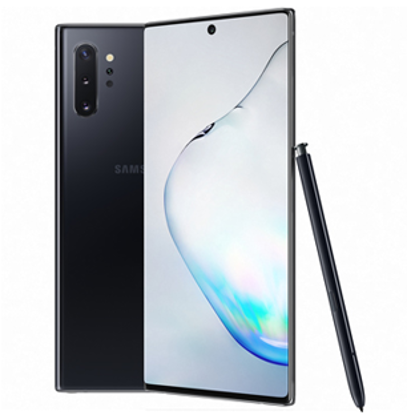 Picture of Samsung Galaxy Note10+ 5G 256GB Black