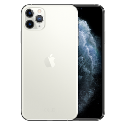 Picture of Apple iPhone 11 Pro Max 512GB Silver (MWHP2B)