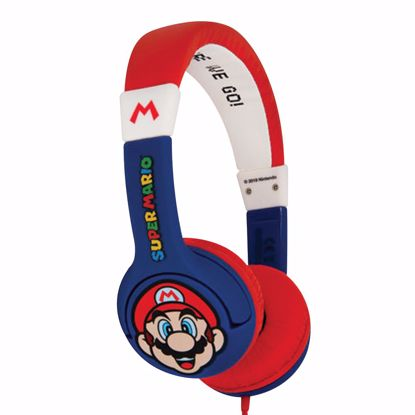 Picture of OTL OTL Super Mario Junior Headphones