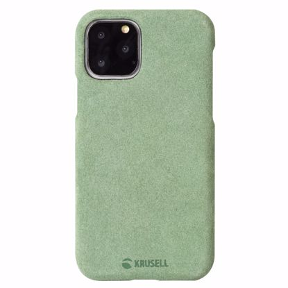 Picture of Krusell Krusell Broby Cover for iPhone 11 Pro in Olive