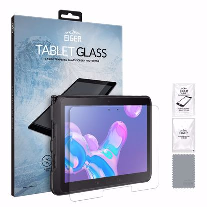 Picture of Eiger Eiger Tablet GLASS Tempered Glass Screen Protector for Samsung Galaxy Tab Active Pro 10.1 in Clear