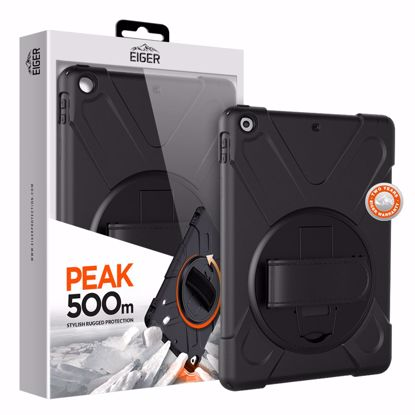 Picture of Eiger Eiger Peak 500m Case for Apple iPad 10.2 (2019) in Black